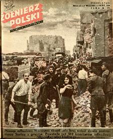 Żołnierz Polski : tygodnik ilustrowany : organ Ministerstwa Obrony Narodowej, 1946 nr 36