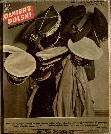 Żołnierz Polski : tygodnik ilustrowany : organ Ministerstwa Obrony Narodowej, 1946 nr 37