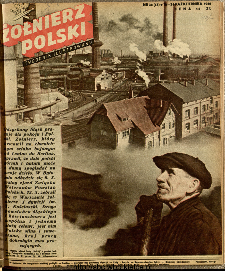 Żołnierz Polski : tygodnik ilustrowany : organ Ministerstwa Obrony Narodowej, 1946 nr 38