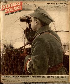 Żołnierz Polski : tygodnik ilustrowany : organ Ministerstwa Obrony Narodowej, 1946 nr 41