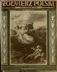 Żołnierz Polski : tygodnik ilustrowany : organ Ministerstwa Obrony Narodowej, 1946 nr 43