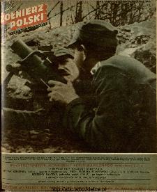 Żołnierz Polski : tygodnik ilustrowany : organ Ministerstwa Obrony Narodowej, 1946 nr 44