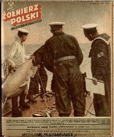 Żołnierz Polski : tygodnik ilustrowany : organ Ministerstwa Obrony Narodowej, 1946 nr 45