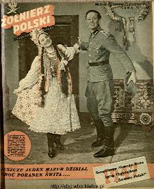 Żołnierz Polski : tygodnik ilustrowany : organ Ministerstwa Obrony Narodowej, 1946 nr 47