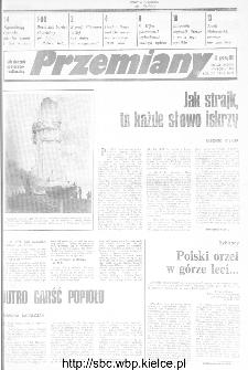 Przemiany : miesięcznik społeczno-kulturalny, 1989, R.20, kwiecień