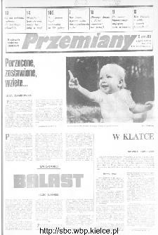 Przemiany : miesięcznik społeczno-kulturalny, 19898, R.20, maj