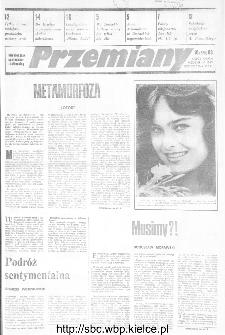 Przemiany : miesięcznik społeczno-kulturalny, 1989, R.20, październik