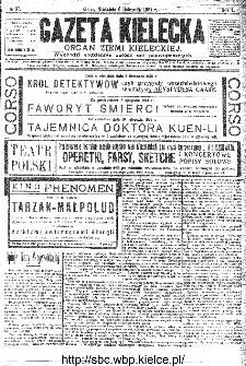 Gazeta Kielecka, 1921, R.52, nr 57