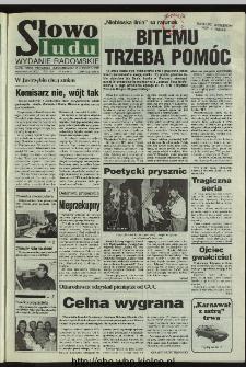 Słowo Ludu 1996, XLV, nr 11 (radomskie)