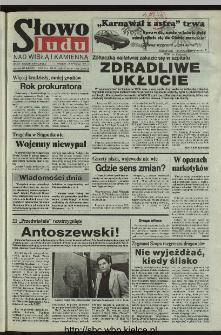 Słowo Ludu 1996, XLV, nr 13 (Nad Wisłą i Kamienną)