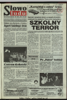 Słowo Ludu 1996, XLV, nr 18