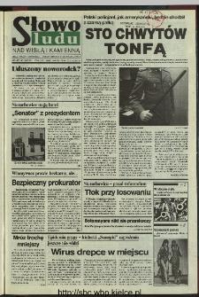 Słowo Ludu 1996, XLV, nr 23 (Nad Wisłą i Kamienną)