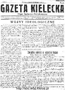 Gazeta Kielecka, 1945, R.1, nr 15