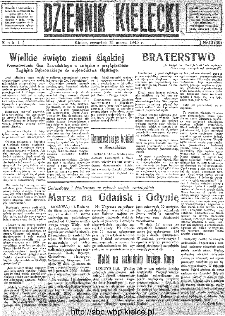 Dziennik Kielecki, 1945, R.1, nr 10(30)