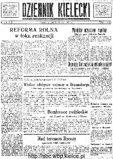 Dziennik Kielecki, 1945, R.1, nr 17(37)