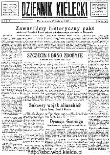 Dziennik Kielecki, 1945, R.1, nr 44 (64)