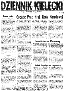Dziennik Kielecki, 1945, R.1, nr 51(71)