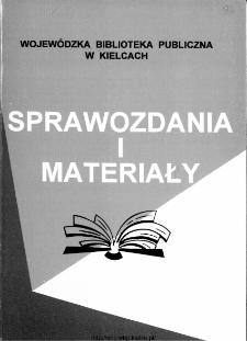 Sprawozdania i materiały za rok 1996, nr 8