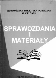 Sprawozdania i materiały za rok 1995, nr 7