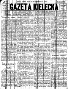 Gazeta Kielecka, 1897, R.28, nr 58