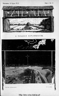 Ziemia : tygodnik krajoznawczy ilustrowany 1910, nr 31