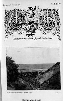 Ziemia : tygodnik krajoznawczy ilustrowany 1911, nr 22