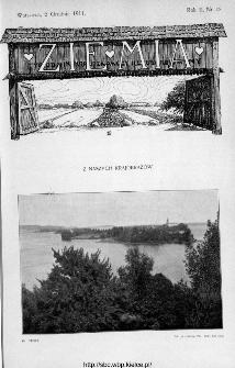 Ziemia : tygodnik krajoznawczy ilustrowany 1911, nr 48