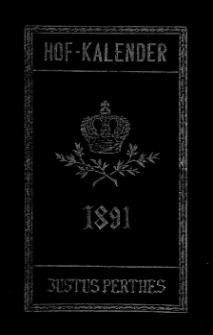 Gothaischer Genealogischer Hofkalender nebst diplomatisch- statistischem Jahrbuch.