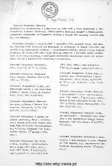 Generał Władysław Sikorski: Bibliografia przedmiotowa i podmiotowa za lata 1956 - 1979, materiały z Bibliografii Historii Polskiej, Bibliografii Historii Polski, Bibliografii Zawartości Czasopism. Bibliografia zebrana z okazji 100 rocznin generała Wł. Sikorskiego