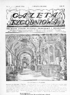 Gazeta Tygodniowa. Poświęcona sprawom religijnym, oświatowym i społecznym,1932, R.3, nr 3