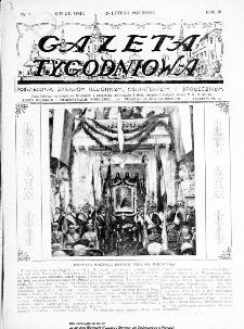 Gazeta Tygodniowa. Poświęcona sprawom religijnym, oświatowym i społecznym,1932, R.3, nr 9