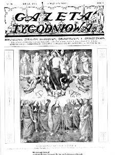 Gazeta Tygodniowa. Poświęcona sprawom religijnym, oświatowym i społecznym,1934, R.4, nr 20