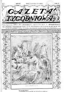 Gazeta Tygodniowa. Poświęcona sprawom religijnym, oświatowym i społecznym,1938, R.9, nr 9