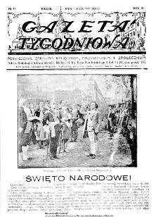 Gazeta Tygodniowa. Poświęcona sprawom religijnym, oświatowym i społecznym,1938, R.9, nr 18