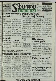 Słowo Ludu 1997, XLVI, nr 3 (tarnobrzeskie)