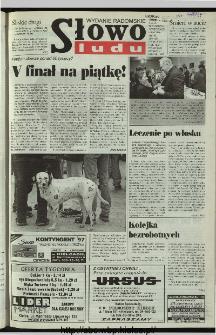 Słowo Ludu 1997, XLVI, nr 4 (radomskie)