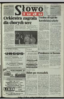 Słowo Ludu 1997, XLVI, nr 4 (tarnobrzeskie)
