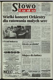 Słowo Ludu 1997, XLVI, nr 4 (kieleckie W1)