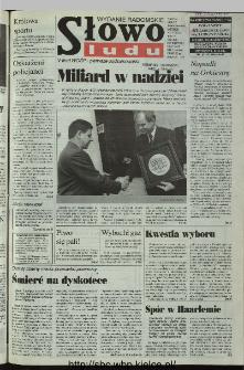 Słowo Ludu 1997, XLVI, nr 5 (radomskie)
