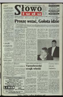 Słowo Ludu 1997, XLVI, nr 6 (tarnobrzeskie)