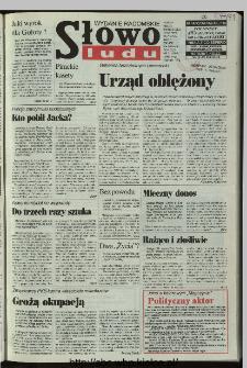 Słowo Ludu 1997, XLVI, nr 7 (radomskie)