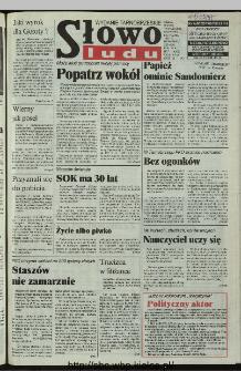 Słowo Ludu 1997, XLVI, nr 7 (tarnobrzeskie)