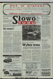 Słowo Ludu 1997, XLVI, nr 10 (tarnobrzeskie)