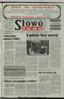Słowo Ludu 1997, XLVI, nr 11 (kieleckie W1)