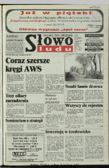 Słowo Ludu 1997, XLVI, nr 12 (tarnobrzeskie)