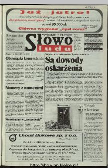 Słowo Ludu 1997, XLVI, nr 13 (kieleckie W1)