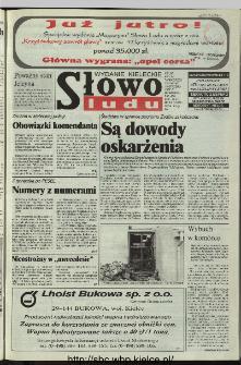 Słowo Ludu 1997, XLVI, nr 13 (kieleckie W4)