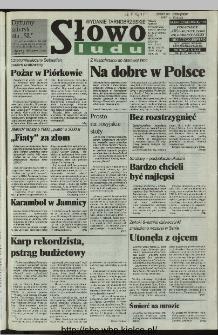 Słowo Ludu 1997, XLVI, nr 15 (tarnobrzeskie)