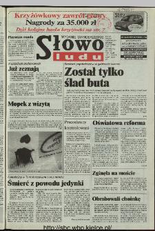 Słowo Ludu 1997, XLVI, nr 17 (tarnobrzeskie)