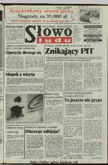 Słowo Ludu 1997, XLVI, nr 17 (kieleckie W4)